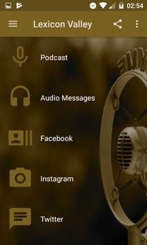 Lexicon Valley Audio Podcast screenshot 1