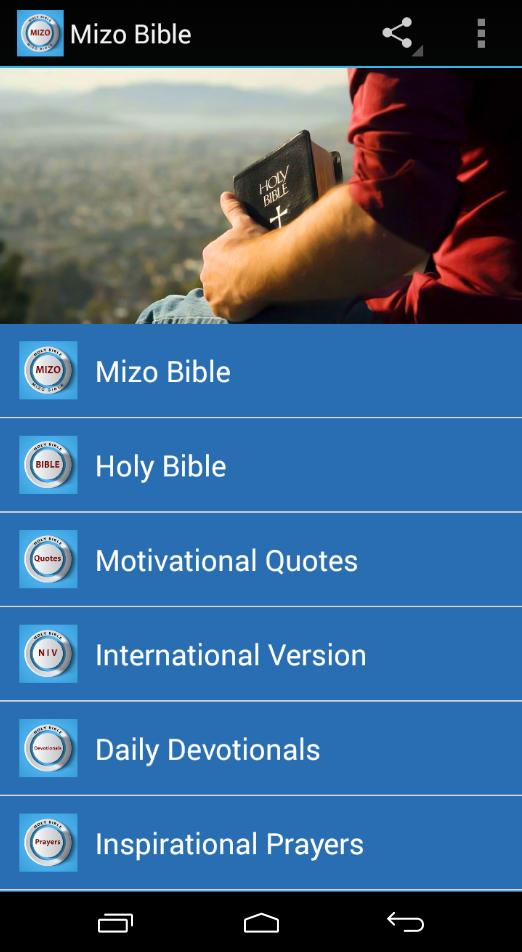 Mizo Bible for Android - APK Download