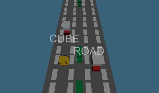 Cube Road poster