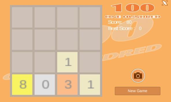 100 apk screenshot