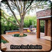 Home Deck Design icon