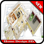 Home Design 3D icon