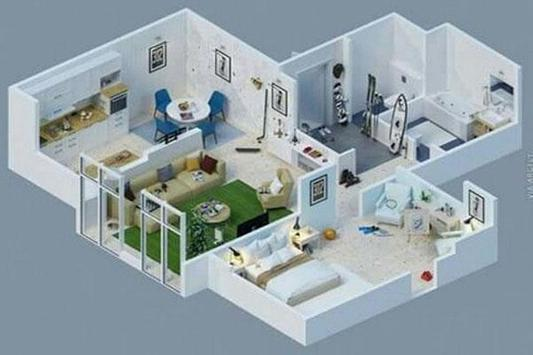 Home Design 3D screenshot 1