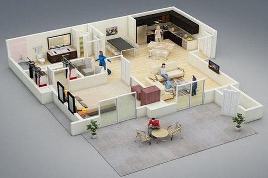 Home Design 3D screenshot 2