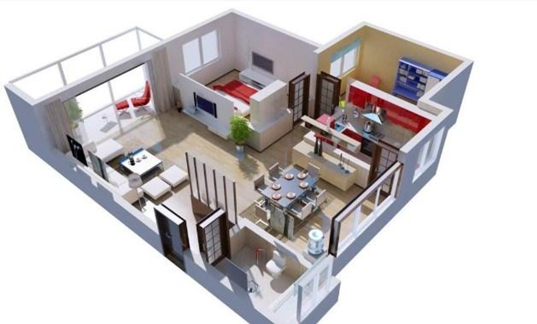 3d home design app apk screenshot - 3d House Design App