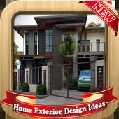 Home Exterior Design Ideas icon