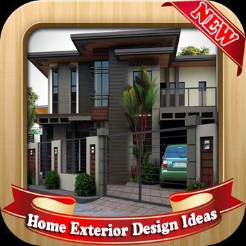 Home Exterior Design Ideas poster