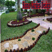 Home Garden Design icon