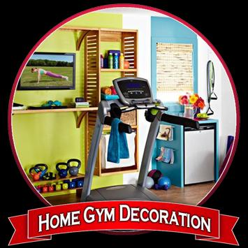 Home Gym Decoration poster