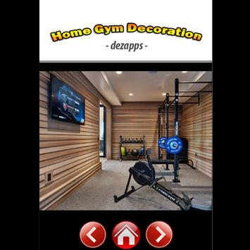 Home Gym Decoration apk screenshot