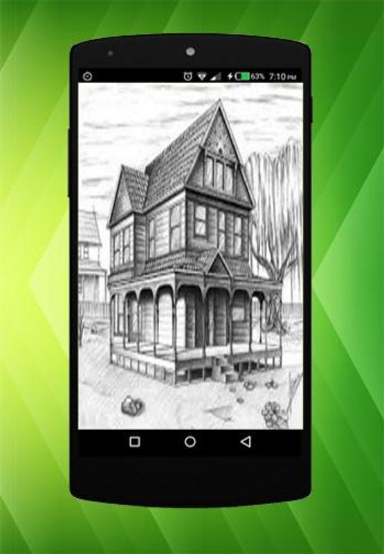 traumhaus design skizze f r android apk herunterladen. Black Bedroom Furniture Sets. Home Design Ideas
