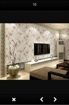 Home Interior With Wallpaper apk screenshot
