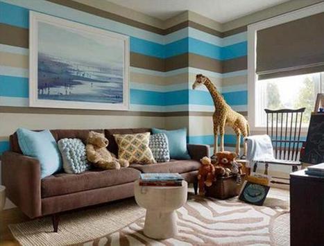 home interior paint designs screenshot 4