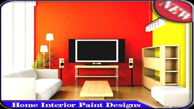 home interior paint designs screenshot 7
