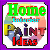 Home Interior Paint Ideas icon