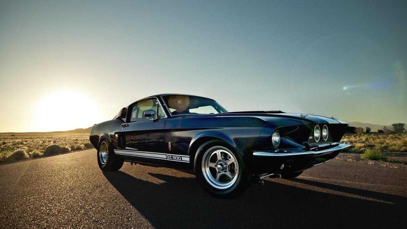 Vintage Mustang Car Wallpaper For Android Apk Download