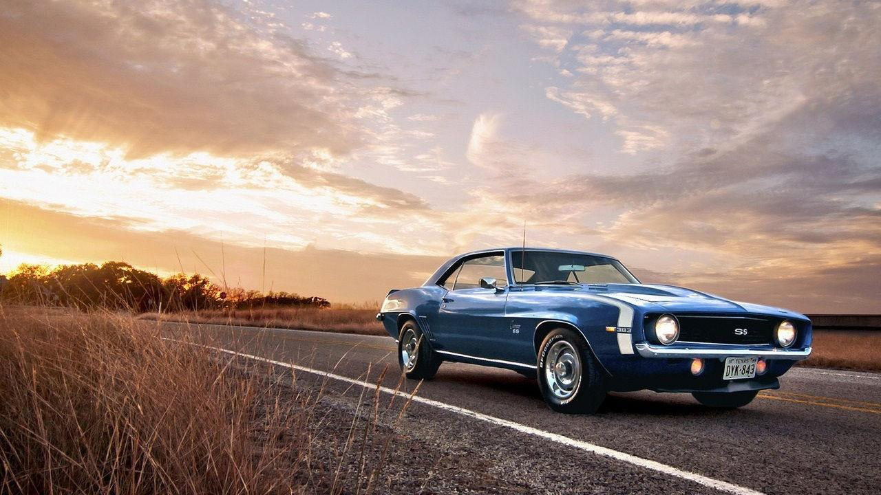 American Muscle Cars Wallpaper For Android