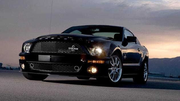 Cool Mustang Shelby Wallpaper screenshot 14
