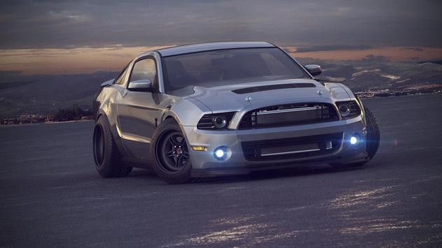 Cool Mustang Shelby Wallpaper screenshot 15