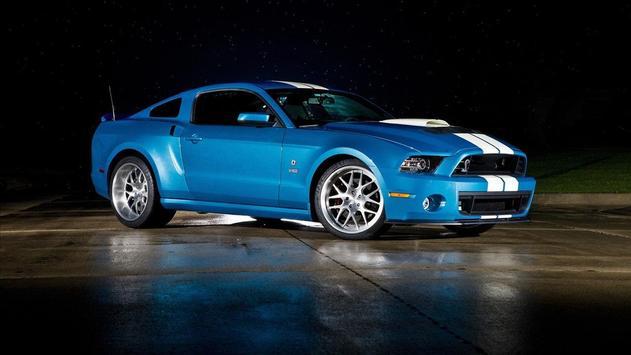 Cool Mustang Shelby Wallpaper screenshot 16