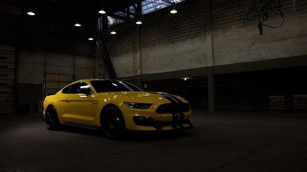 Cool Mustang Shelby Wallpaper screenshot 17