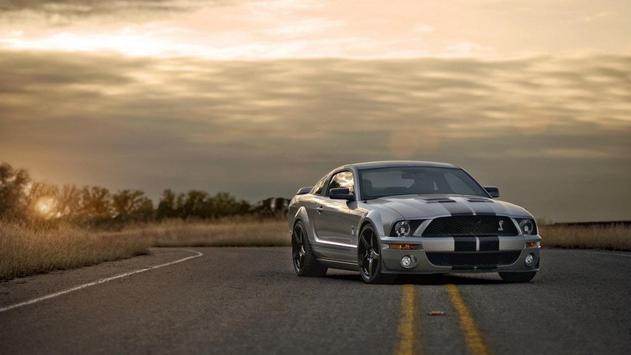 Cool Mustang Shelby Wallpaper screenshot 19