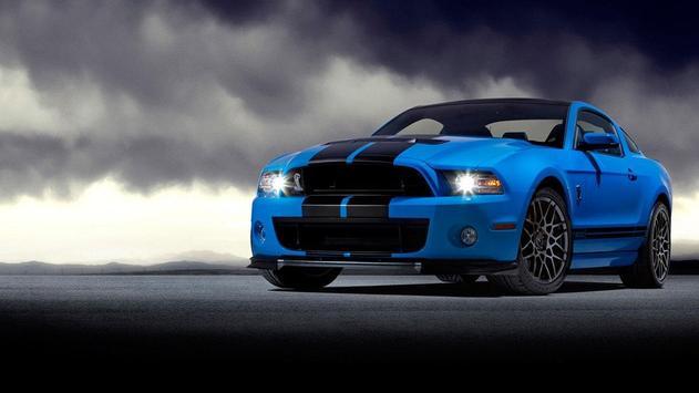 Cool Mustang Shelby Wallpaper screenshot 10