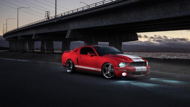 Cool Mustang Shelby Wallpaper screenshot 11