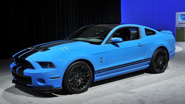 Cool Mustang Shelby Wallpaper screenshot 13