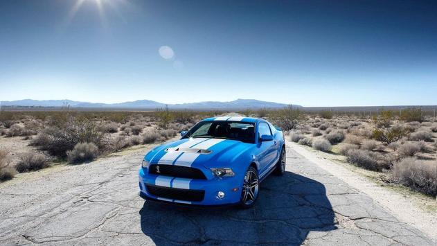 Cool Mustang Shelby Wallpaper screenshot 1