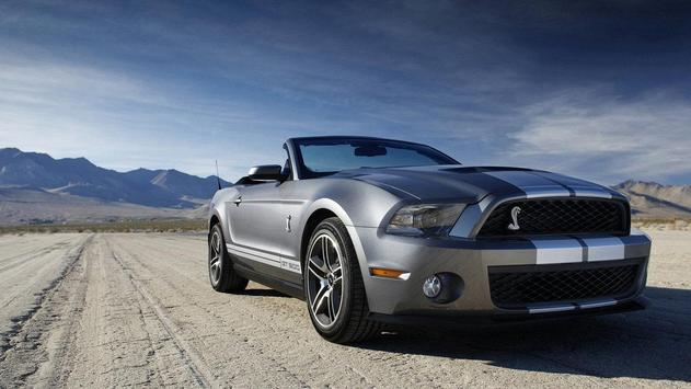 Cool Mustang Shelby Wallpaper screenshot 21