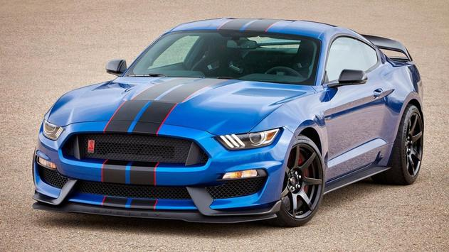 Cool Mustang Shelby Wallpaper screenshot 23