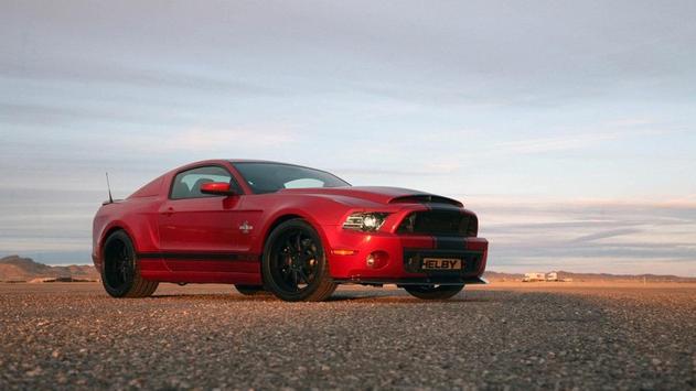 Cool Mustang Shelby Wallpaper screenshot 3