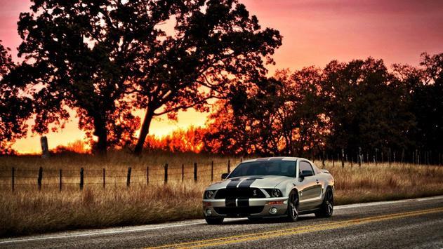 Cool Mustang Shelby Wallpaper screenshot 5