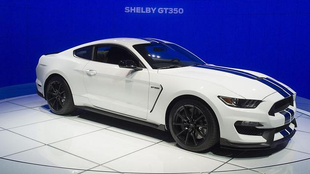 Cool Mustang Shelby Wallpaper apk screenshot