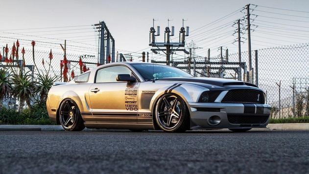 Cool Mustang Shelby Wallpaper screenshot 9