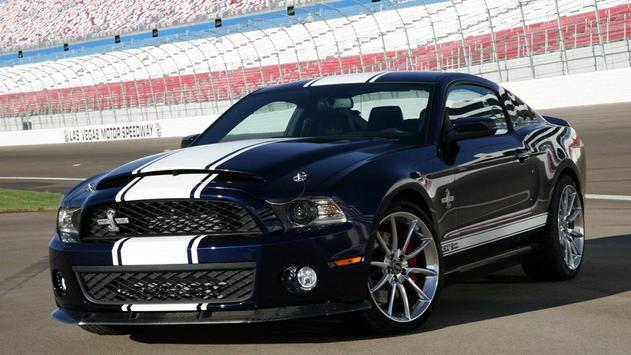 Mustang Shelby Car Wallpaper screenshot 5