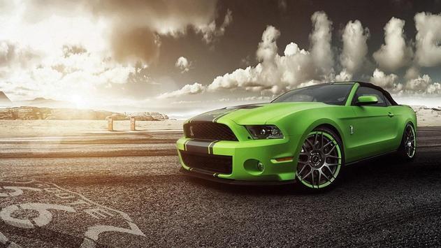 Mustang Shelby Car Wallpaper screenshot 6