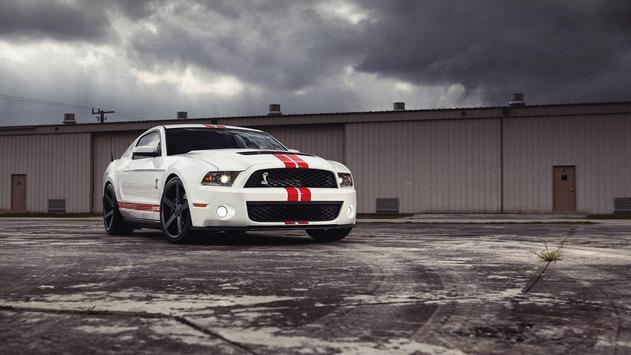 Mustang Shelby Car Wallpaper screenshot 8