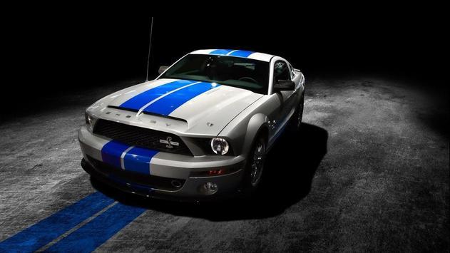 Mustang Shelby Car Wallpaper screenshot 9