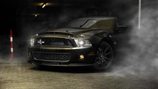 Mustang Shelby Car Wallpaper screenshot 10