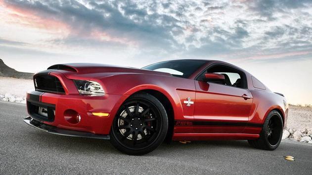 Mustang Shelby Car Wallpaper screenshot 12