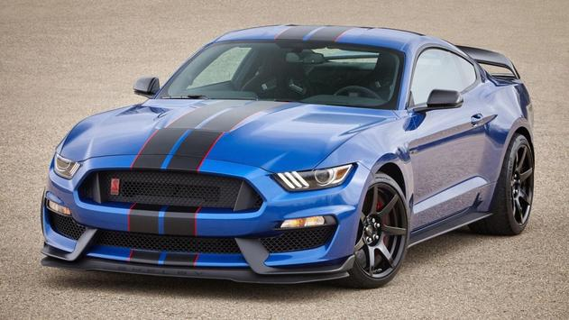 Mustang Shelby Car Wallpaper screenshot 15