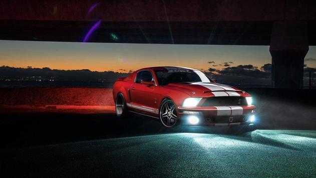 Mustang Shelby Car Wallpaper screenshot 16