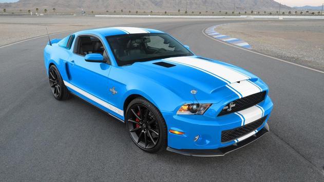 Mustang Shelby Car Wallpaper screenshot 19