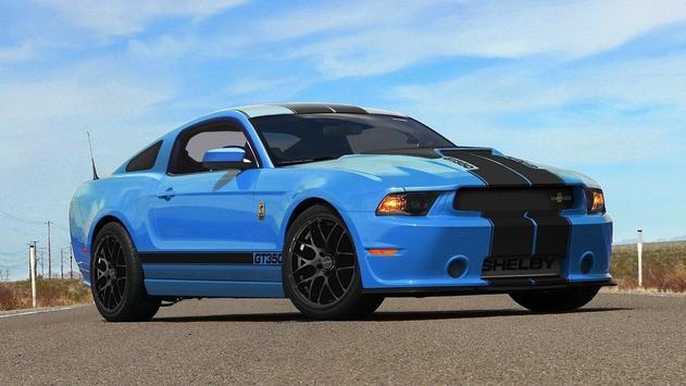Mustang Shelby Car Wallpaper screenshot 1