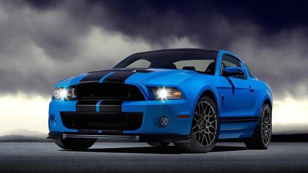 Mustang Shelby Car Wallpaper screenshot 20