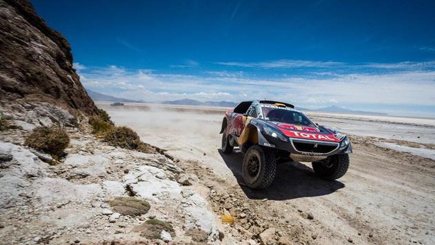 Dakar Rally Cars Wallpaper screenshot 4