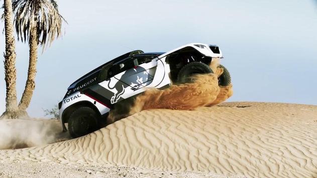 Dakar Rally Cars Wallpaper screenshot 6