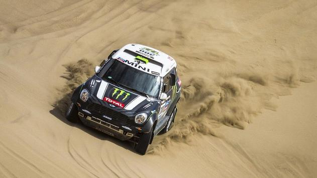 Dakar Rally Cars Wallpaper screenshot 7